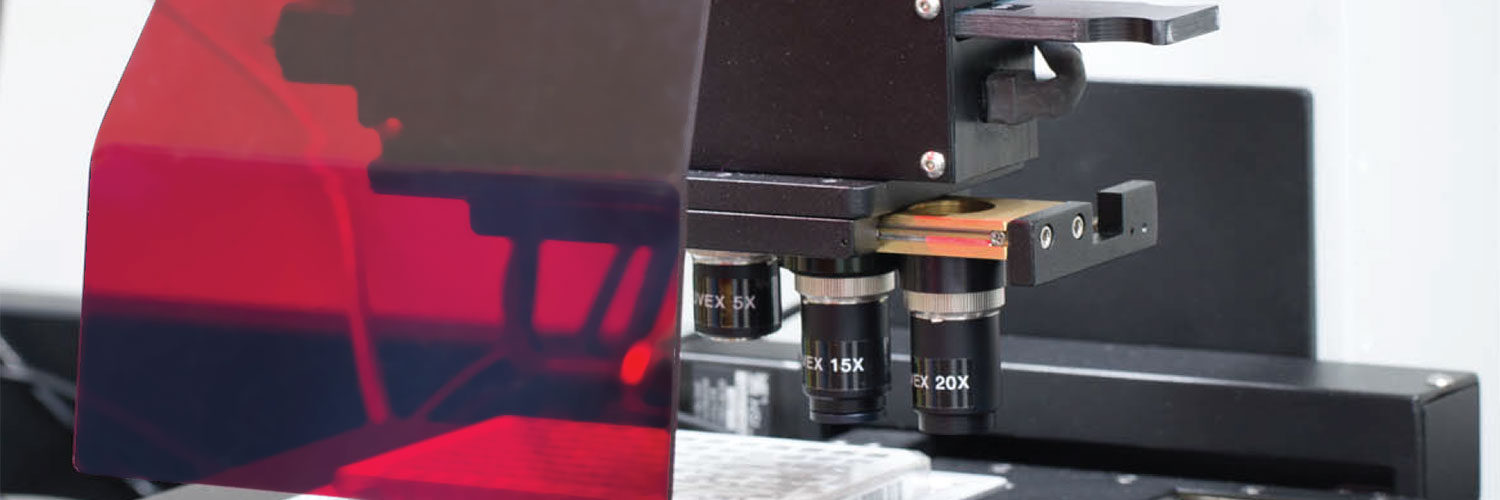 Photo of UVEX-P Visible/UV Microscope